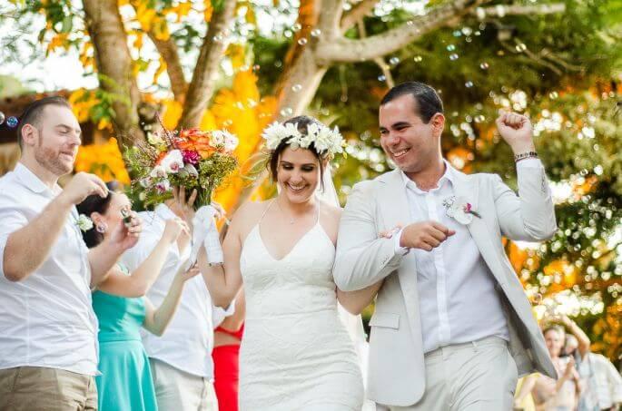 Casamento Celta de Noélle e Ravi