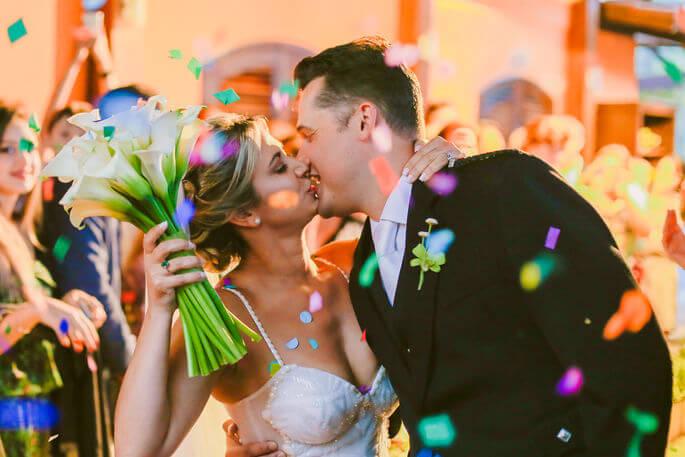 Casamento de Roberta e Andrew