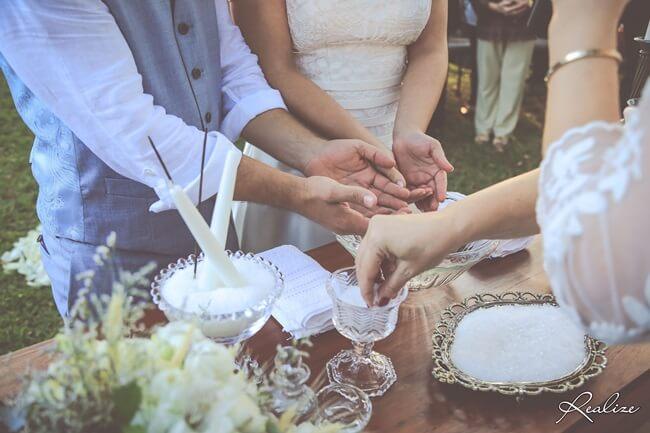Rituais de Casamento Diferenciados