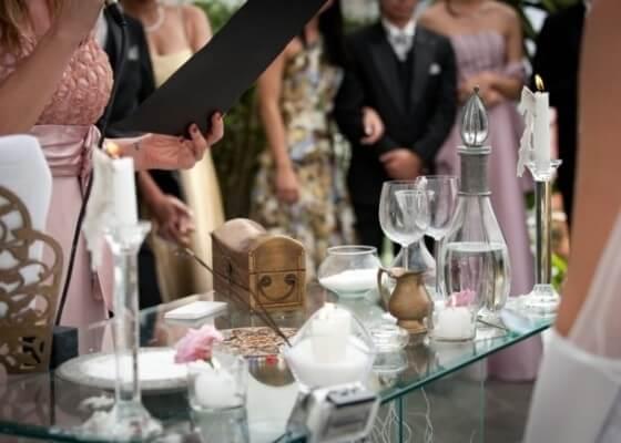 Casamento Celta Encantador e Moderno